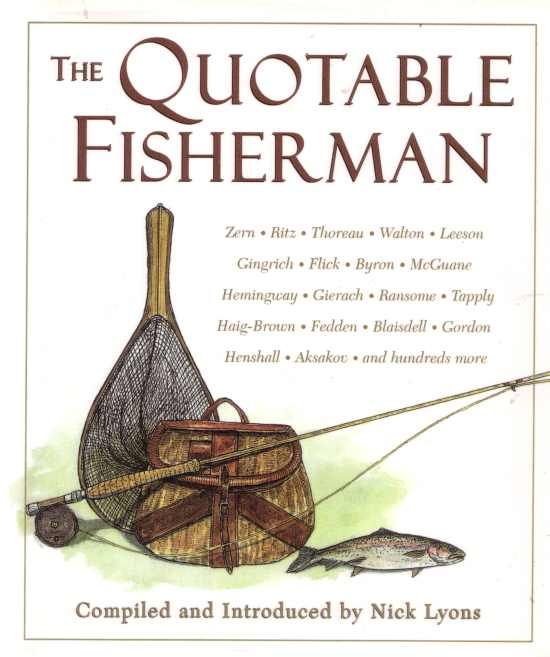 Famous fishing quotes famous quotes for Inspirational fishing quotes